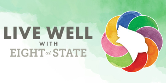Live-well card homepage